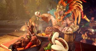 Monster Hunter World: Iceborne, nueva actualización gratuita