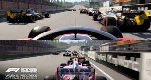 Vuelta rápida al circuito Red Bull Ring en F1 2020