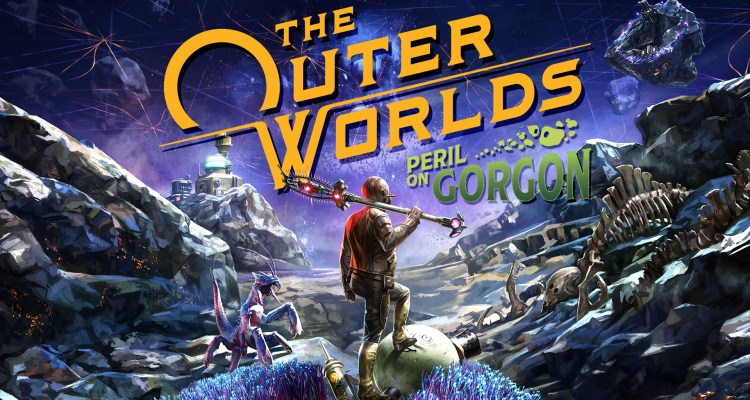 The outer Worlds PEril on Gorgon DLC Main Theme