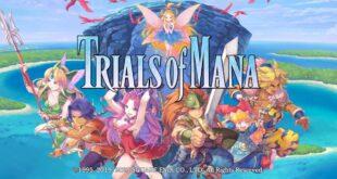 Análisis Trials of Mana – Un clásico renovado
