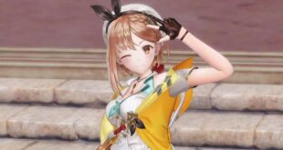 Atelier Ryza 2 The Lost Legends & the Secret Fairy llegará a finales de enero