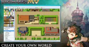 RPG Maker MV se pondrá a la venta en septiembre