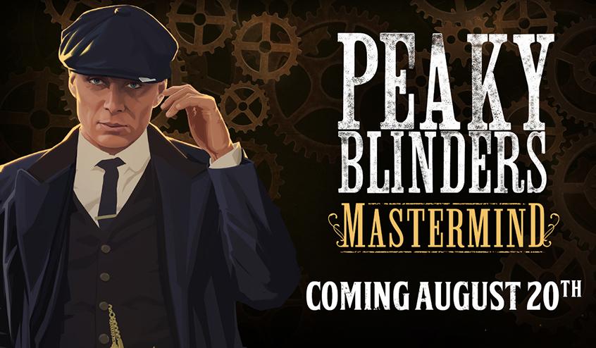 Peaky Binders: Mastermind