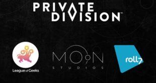 Private Division se asocia con tres nuevos estudios para crear nuevos títulos