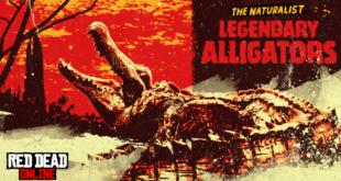 Red Dead Online: Nuevos animales legendarios, descuentos naturalistas y mucho más