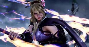 Soul Calibur VI anuncia la llegada de Setsuka