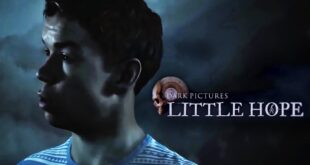 The Dark Pictures Little Hope Will Poulter