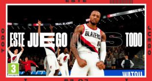 Primer tráiler con gameplay de NBA 2K21