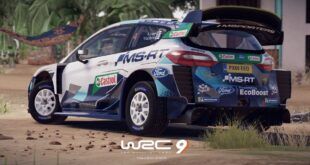 WRC 9 estará disponible en PlayStation 5 de lanzamiento