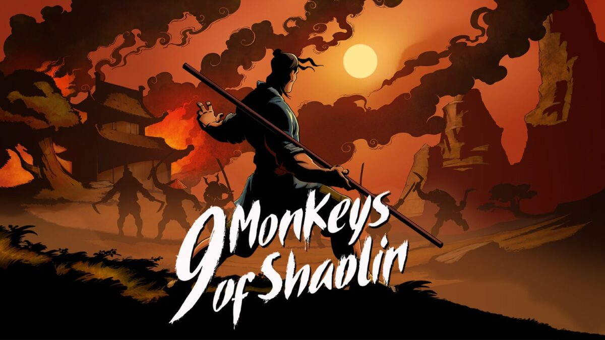 9 Monkeys of Shaolin Main Theme