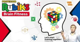 Microids anuncia Brain Training del Profesor Rubik