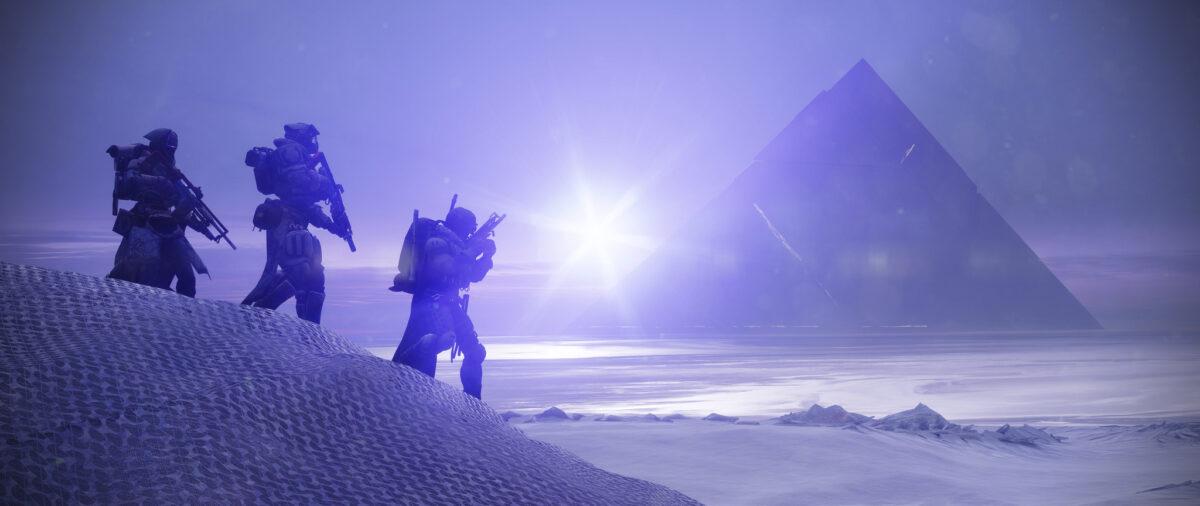 Destiny 2 Más allá de la Luz Escuadrón