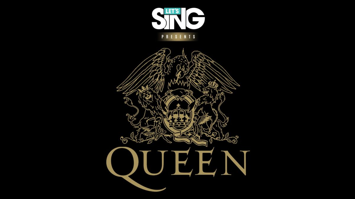 Let's sing presents queen main theme