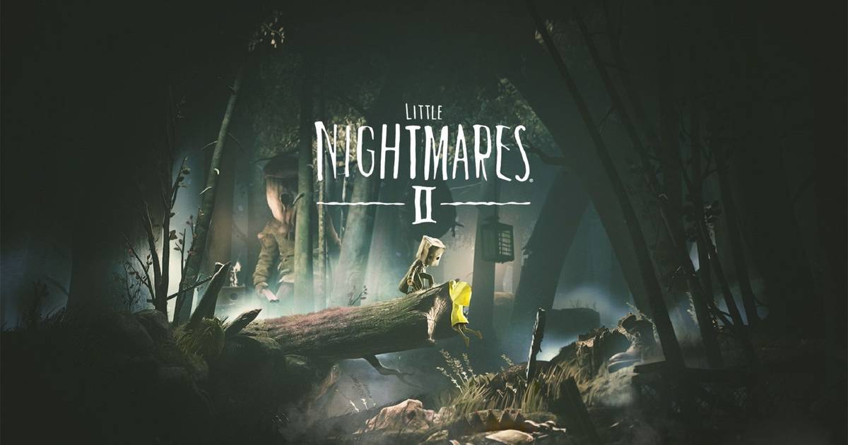 Little Nightmares 2 forest theme