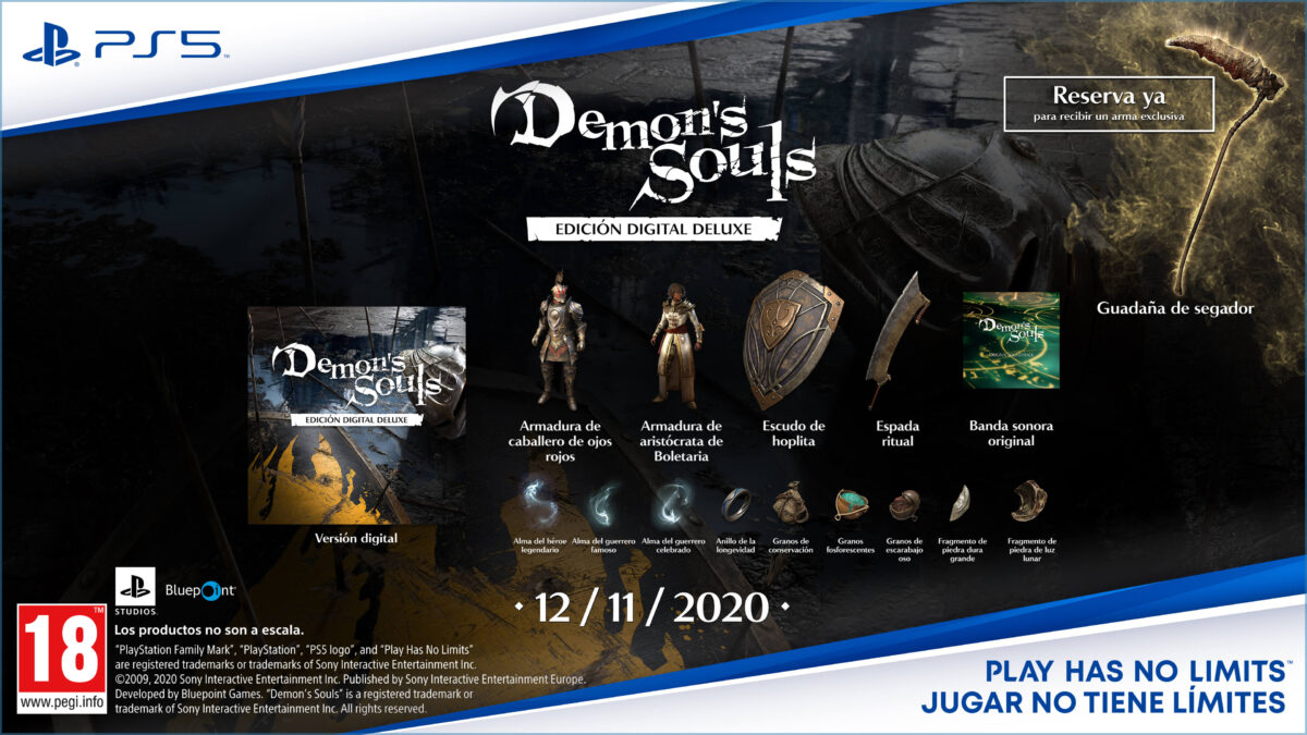 Playstation 5 _DEMONS_SOULS_ED_DIG_DELXE