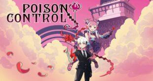 Poison Control llegará a Playstation 4 el próximo 2021