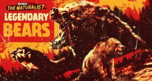 Red Dead Online: osos salvajes legendarios, recompensas, descuentos y más