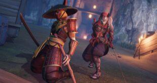 Aragami 2 llegará con más sangre, magia y asesinatos ninja