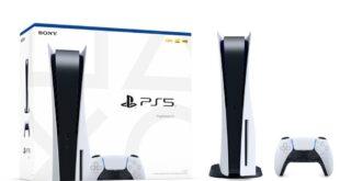 Estos son los contenidos que incluirá la caja de PlayStation 5
