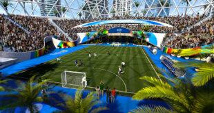 FIFA 21 revela todos los clubes, ligas y estadios del juego
