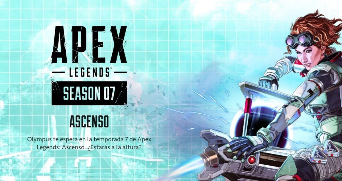 Apex legends Ascenso Temporada 7