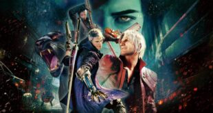 Devil May Cry 5 Special Edition DMC5 SE KeyArt(RGB・350dpi)_20200807