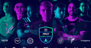 FIFA 21 Global Series theme