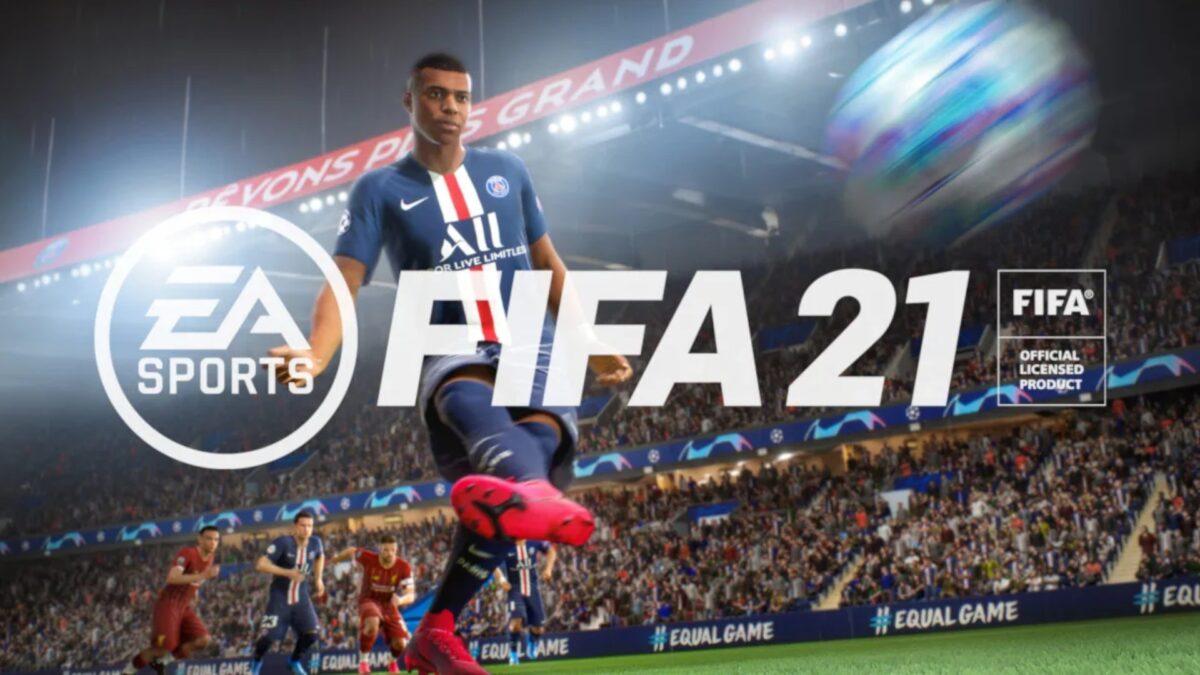 FIFA 21 -theme-mbappe