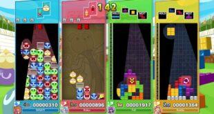 Detallado el modo Batalla de Dotes de Puyo Puyo Tetris 2