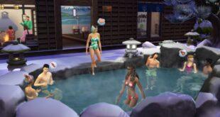 Los Sims 4 lanzará su expansión Escapada en la nieve a mediados de noviembre