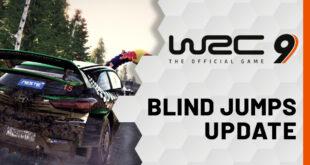 WRC 9 recibe su primera actualización gratuita con nuevo contenido