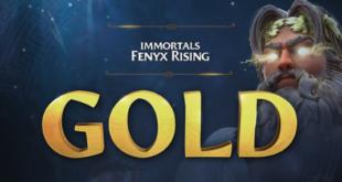Inmortals Fenyx Rising ya es Gold