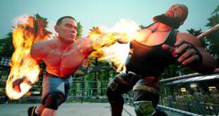 Análisis WWE 2K Battlegrounds – Muñecos al ring