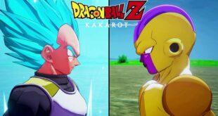'El despertar de un nuevo poder – Parte 2' es el nuevo DLC para Dragon Ball Z Kakarot
