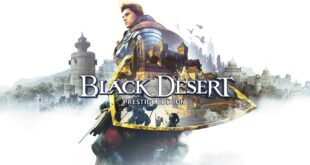 Black Desert Prestige Edition Key Art
