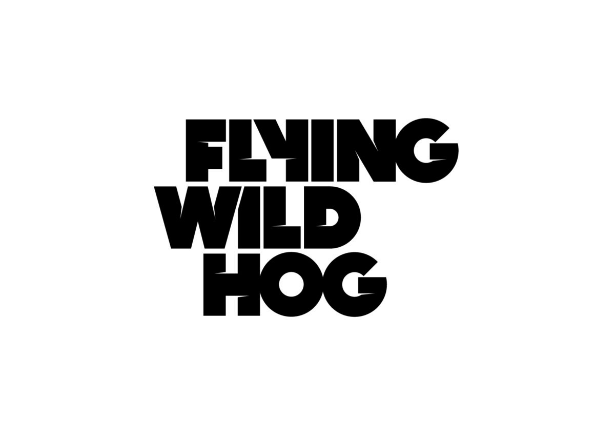 Flying Wild Hog Black