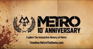 Metro Exodus está preparado para dar el salto a la nueva generación