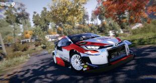 WRC 9 nos trae el Toyota GR Yaris