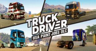 Truck Driver recibe un DLC con pinturas inspiradas en países