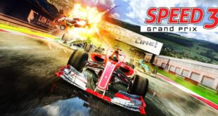 Speed 3: Grand Prix, trailer de lanzamiento