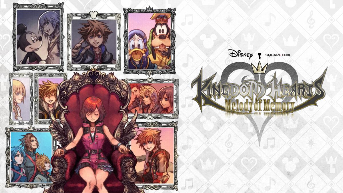 Kingdom Hearts Melody of Memory Main Theme