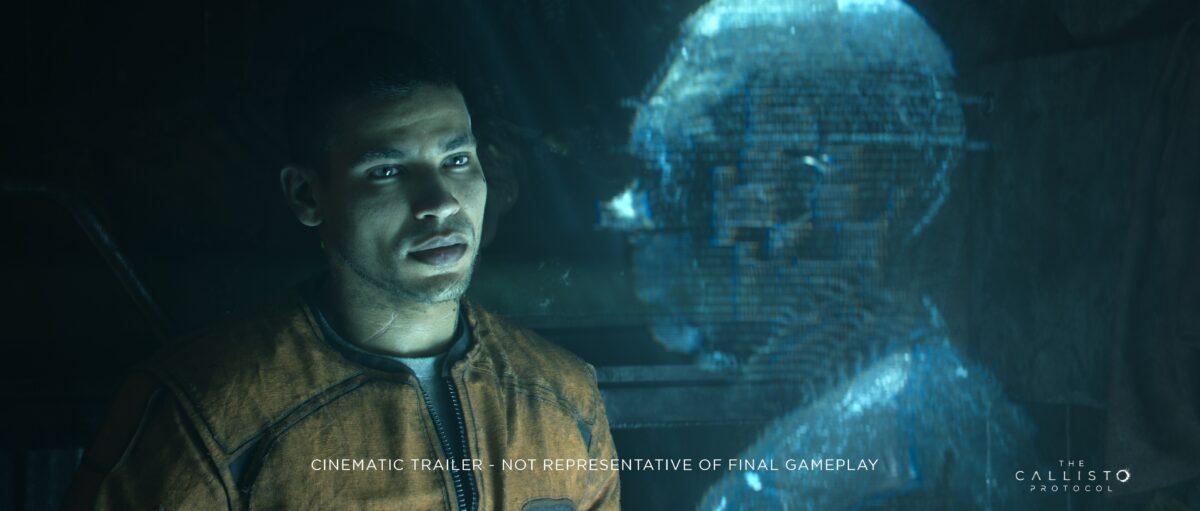 The Callisto Protocol_Cinematic Trailer Still_Hologram