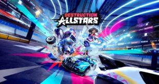 Destruction AllStars Main theme