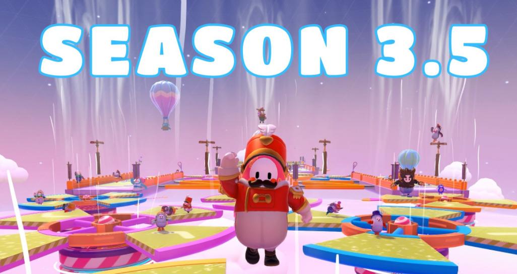 Fall Guys season 3_5 update
