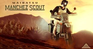 GTA Online: Llega la nueva Maibatsu Manchez Scout, recompensas dobles y más