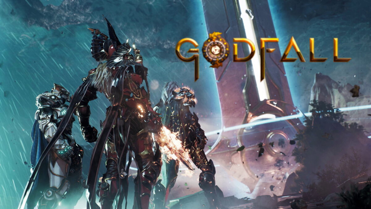 Godfall main theme