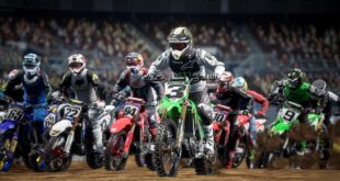 Monster Energy Supercross 4 comparte nuevo trailer