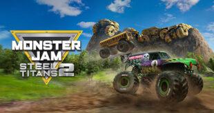 Monster Jam Steel Titans 2 ya tiene fecha de lanzamiento