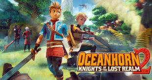 Oceanhorn 2 confirmado para PlayStation 5