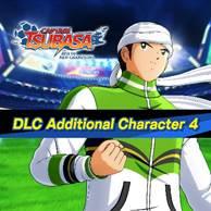 Captain Tsubasa Rise of New Champions Personaje 4